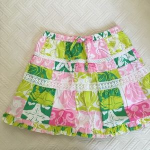 Girl's Lilly Pulitzer Skirt